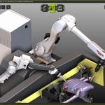 Automatica 2018: Software zur Fabrikplanung erweitert
