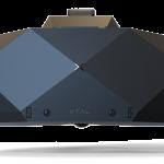 VR-Headset integriert Leap Motion-Gestensteuerung