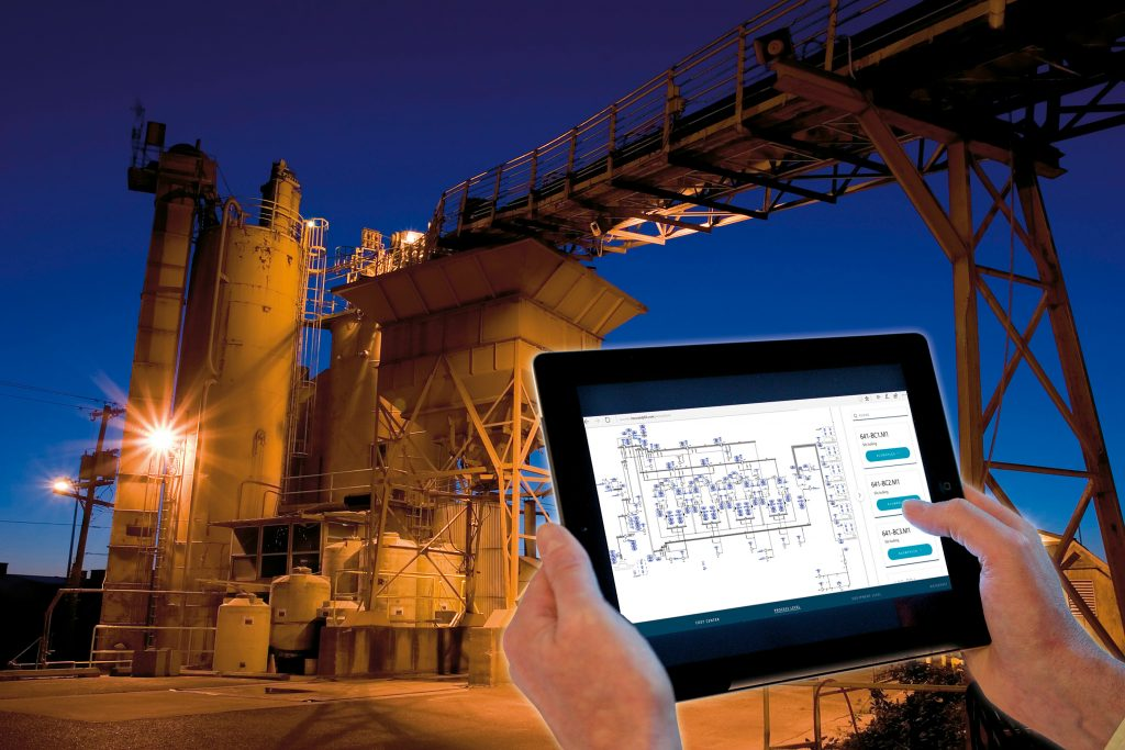 Anlagen-Engineering - Zentrales Modell für Konstruktionsdaten