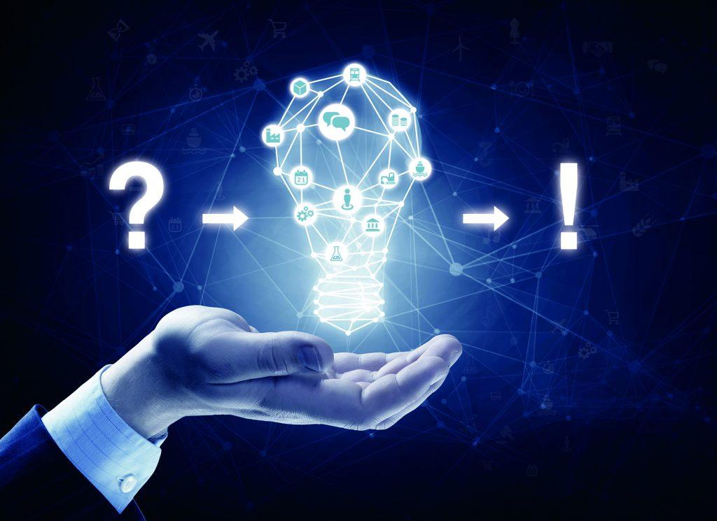Neue Geschäftsmodelle - Digitale Transformation im Mittelstand - Die von der Plattform Industrie 4.0 entwickelte Industrie-4.0-Komponente soll ein allgemeines Verständnis zwischen allen Beteiligten herstellen. (Bild: Phoenix Contact Deutschland GmbH)