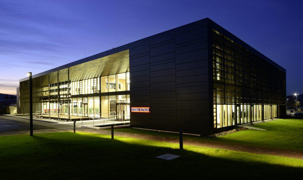 Der Energy Campus ist ein nachhaltiges Schulungszentrum und Showroom für die neuste Stiebel Eltron-Technologie.