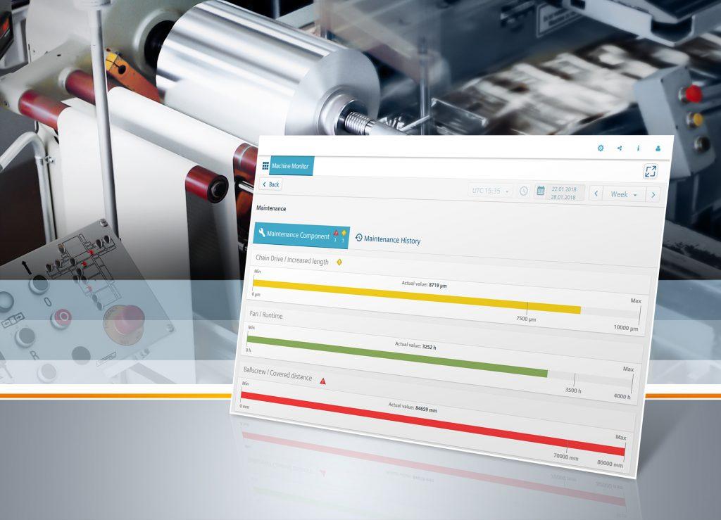 Mit Kennzahlen zum Betriebszustand und -verhalten der Maschine oder Anlage kann deren Hersteller den Betreiber unterstützen - und erhält zusätzlich wertvolles Feedback aus der Betriebsphase seiner Lösung. (Bild: Siemens AG)