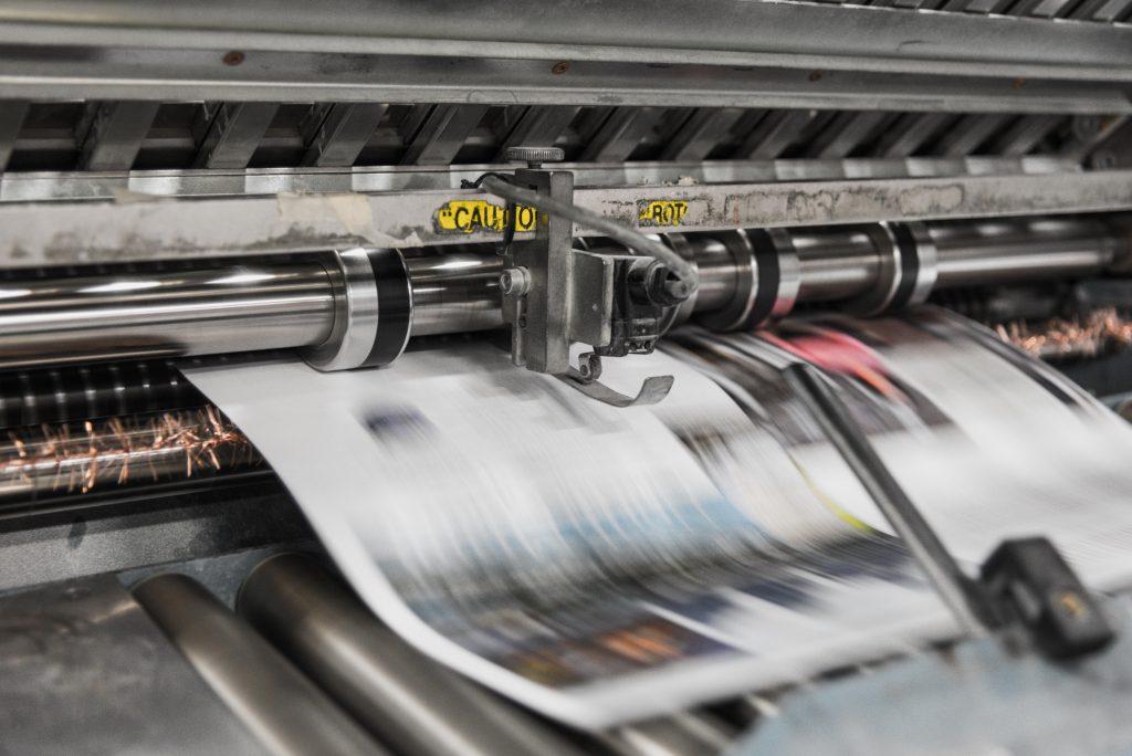 """Neue Geschäftsmodelle mit Embedded Computern - Hersteller von Druckern und industriellen Druckmaschinen gehörten zu den Ersten, die """"Pay-per-Use""""-Modelle einführten. Heute gibt es Anbieter, die ganze Druckstraßen, einschließlich Verbrauchsmaterial, im Betreibermodell anbieten."""