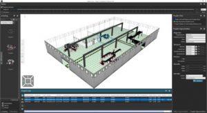 Die Planungssoftware Areaplan hilft dabei, Flächen in Fabriken bestmöglich auszunutzen. (Bild: Dualis GmbH IT Solution)