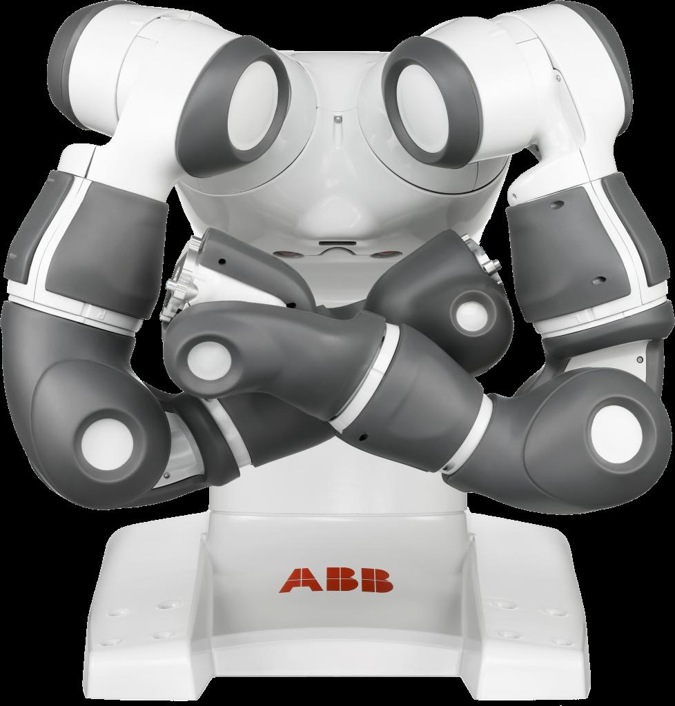 Zweiarmroboter von ABB