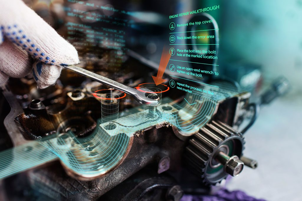 Vakuum-Pumpenhersteller Leybold: Augmented Reality fürInstandhalter