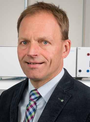 Dr. Olaf Sauer arbeitet im Geschäftsfeld Automatisierung bei Fraunhofer IOSB.
