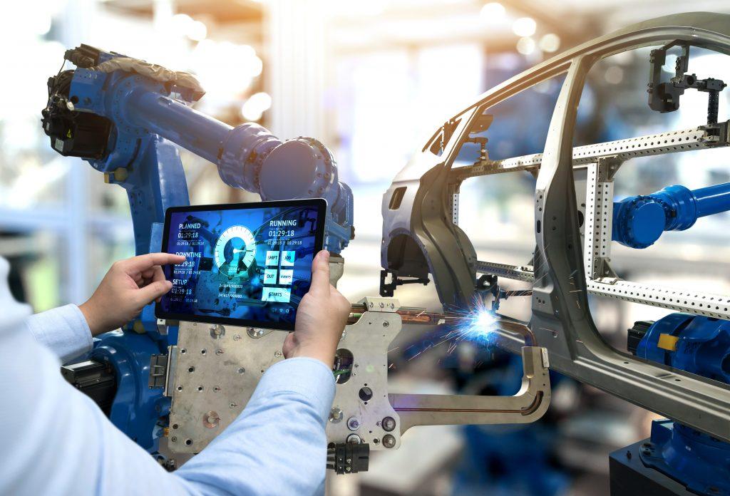 Vernetzung der Wertschöpfungsketten - Hürden auf dem Weg zur Industrie 4.0