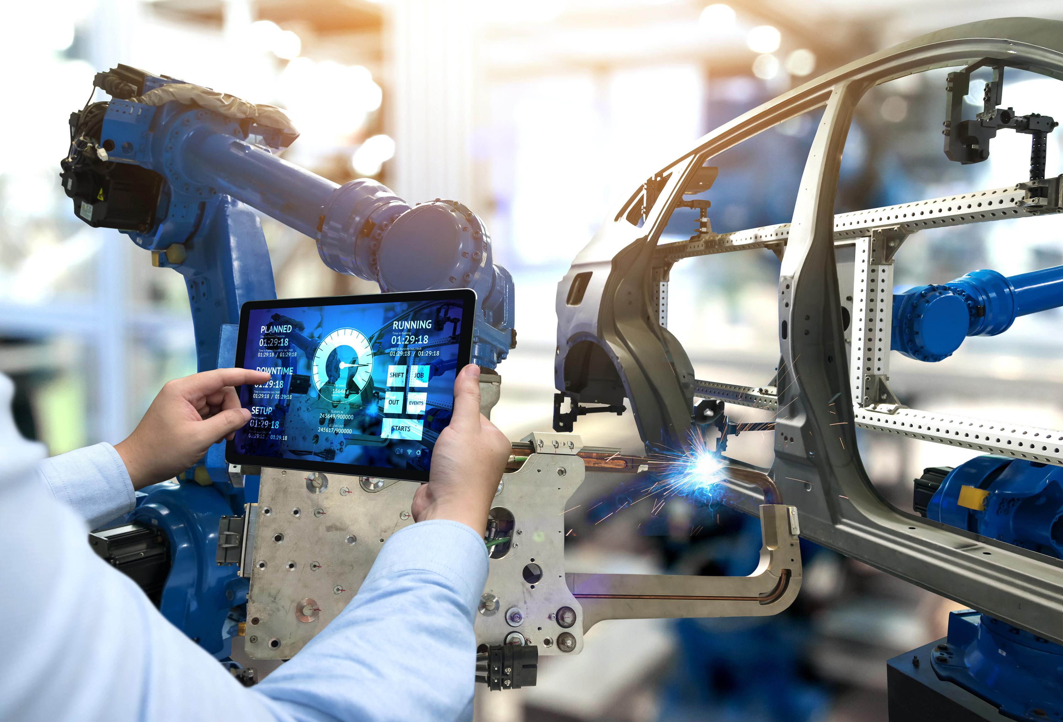 Wertschöpfungsketten - Hürden auf demWeg zur Industrie 4.0
