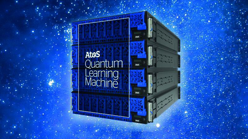 Quantensysteme - Spezialisten ohne die finanziellen Mittel für einen eigenen Quantencomputer können mit dem Quantensimulator von Atos experimentieren. (Bild: Atos Information Technology GmbH)