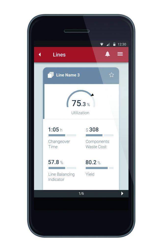 Messtechnik - Per App wird der Bediener über die Ergebnisse erfolgreicher Messvorgänge sowie Fehler benachrichtigt.