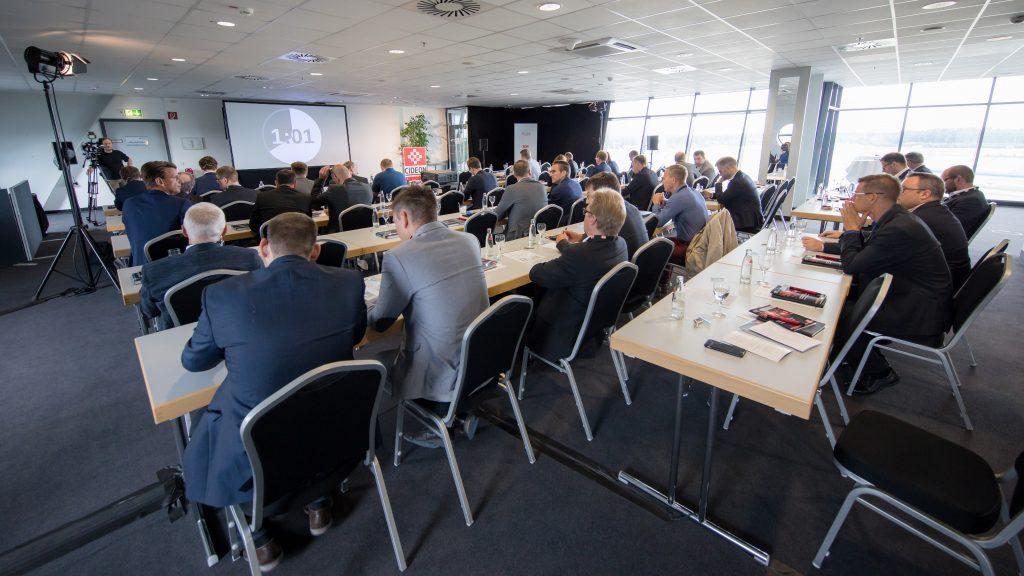 50 Teilnehmer waren bei der Cideon Management Konferenz 2018 zu Gast. (Bild: Cideon Software & Services GmbH & Co. KG)