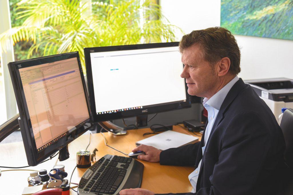 Eine bessere Koordination zwischen den Abteilungen soll das neue ERP-Modul ermöglichen. (Bild: Wedderhoff IT GmbH)