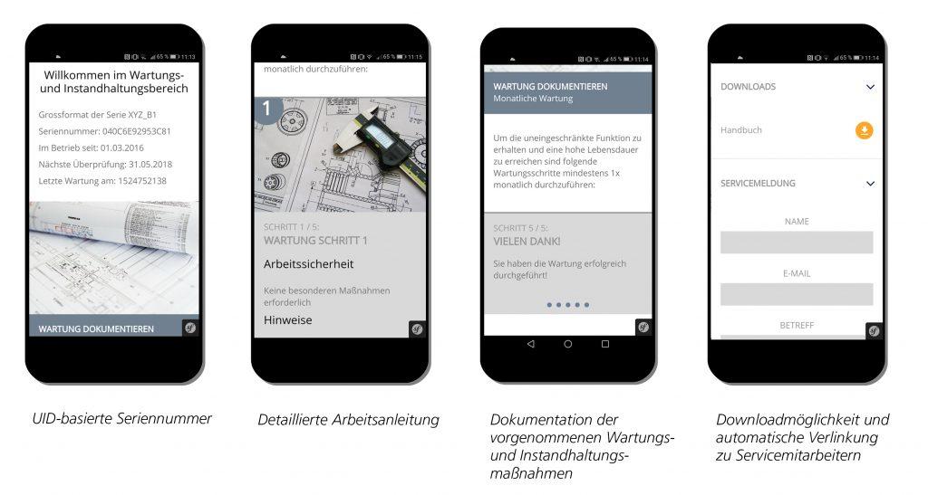 Idconnect ermöglicht als Whitelabel Lösung eigene Anpassungen. (Bild: Smart-Tec GmbH & Co KG)