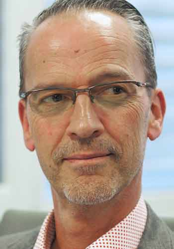 Andreas Müller ist Senior Vice President EMEA bei Aras.