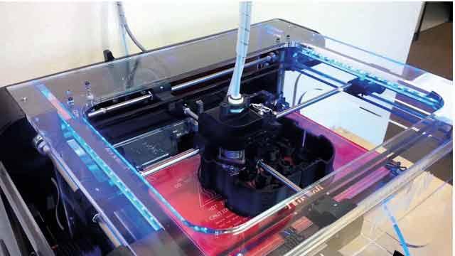Generatives Fertigungsverfahren: Revolution aus dem Drucker