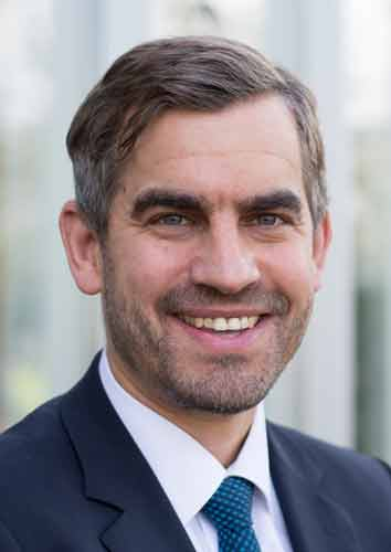 Dr. Georg Wünsch ist Gründer der Machineering GmbH & Co. KG.