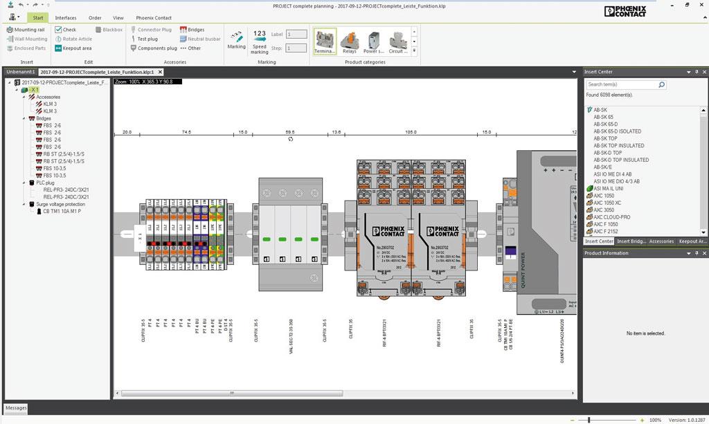 Schaltschrankbau: CAE-Software hilft bei Klemmenleisten-Projektierung | IT-Unterstüzung beim Schaltanlagenbau