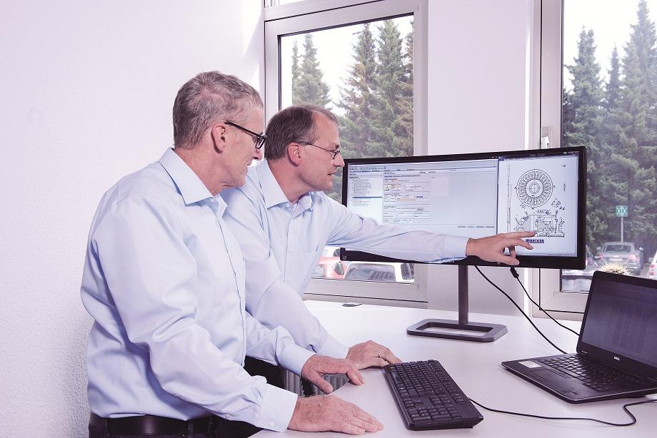 Über alle Abteilungen im Unternehmen hinweg nutzen täglich 100 bis 150 Mitarbeiter die Analysen und Kennzahlen der CAQ-Anwendung. (Bild: Gebr. Becker GmbH)