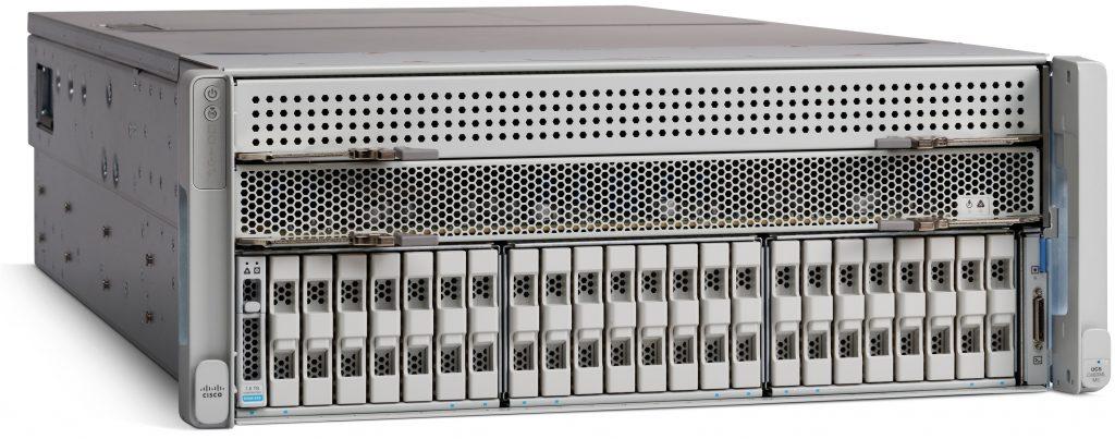 Die neuen Cisco-Server bauen auf dessen Hyperflex-Systemen auf. (Bild: Cisco Systems GmbH)