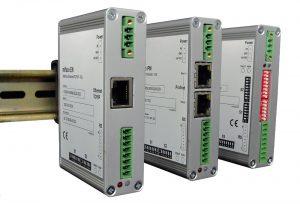 Die Aluminiumgehäuse der Miface-Geräte sind auf den Einsatz im industriellen Umfeld ausgelegt. (Bild: Microsyst Systemelectronic GmbH)