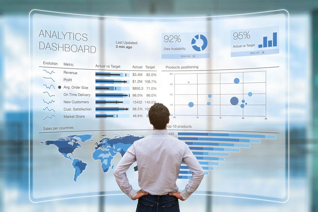 Plattform für den Data Lake - Navigieren auf dem Datensee