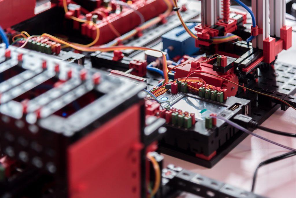 Die Blockchain in der Industrie: Alles miteinander verketten