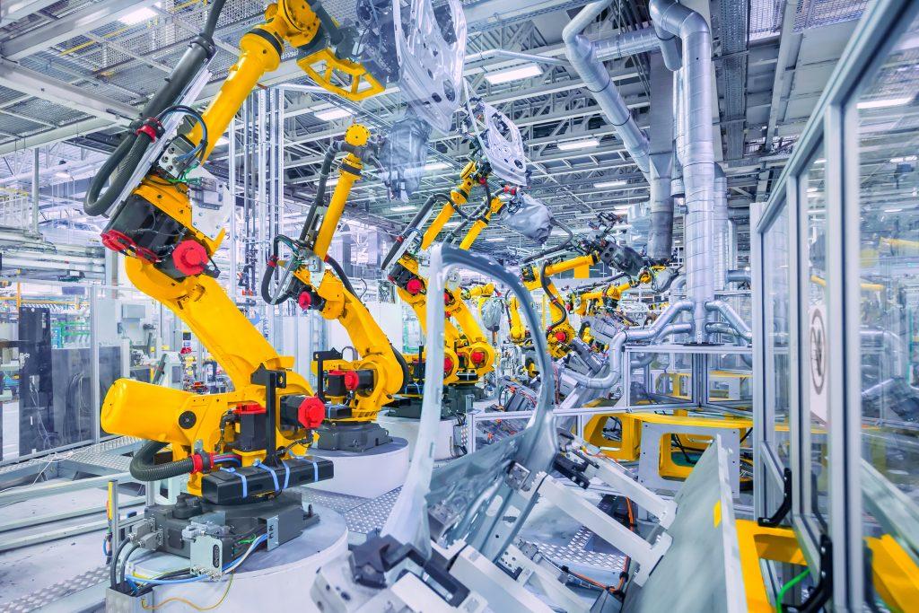 Maschinen- und Anlagenbau: Ein Standard fürviele Maschinen