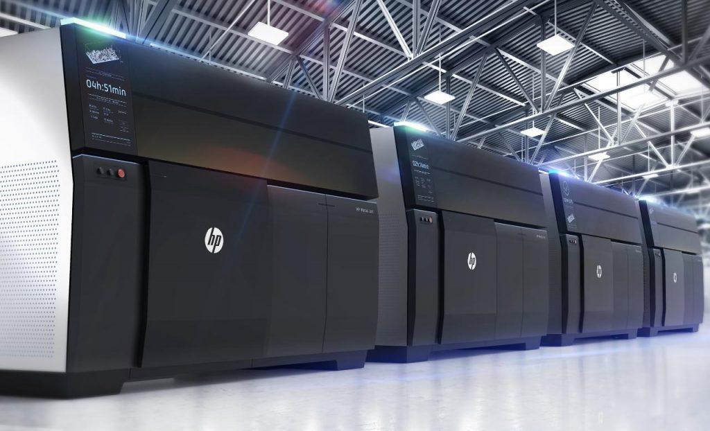Wie HP mitteilte, werde Volkswagen die Systeme in die langfristigen Design- und Produktionspläne einplanen. (Bild: HP Deutschland GmbH)