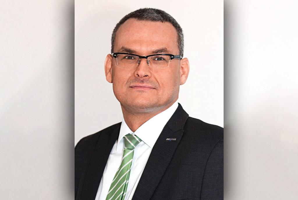 Dr. Markus Berg, Leiter Softwareentwicklung Produktion, Proalpha