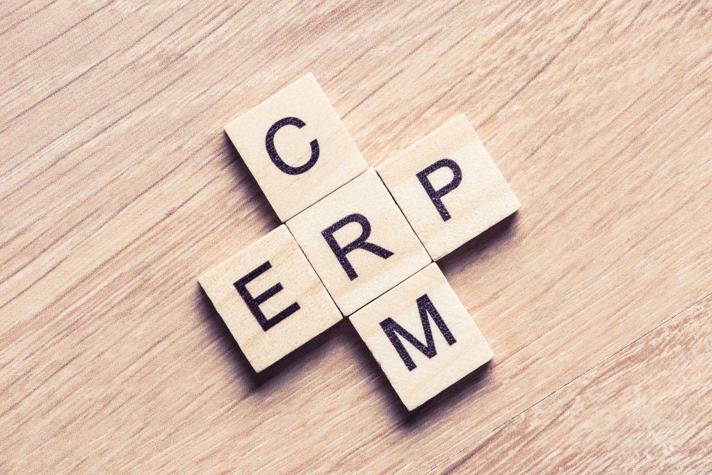 Bei einer ERP-CRM-Komplettlösung greifen alle Funktionen auf ein einheitliches Datenmodell zurück. (Bild: ©adam121 / Fotolia.com)
