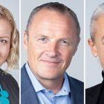 IFS schafft neue Positionen im Senior Leadership Team