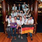 Team aus Deutschland belegt ersten Platz