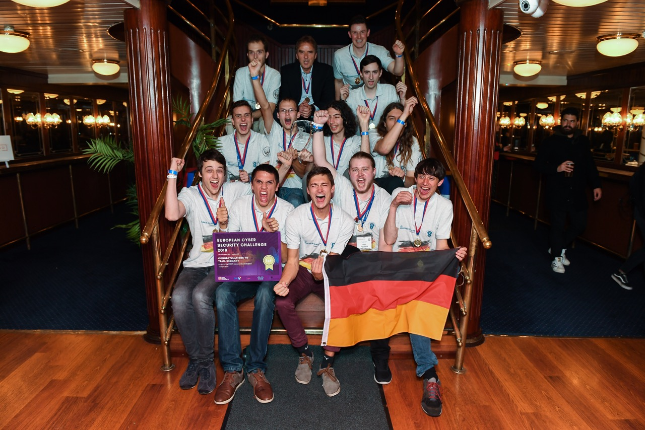 Team aus Deutschland belegt ersten Platz - IT&Production