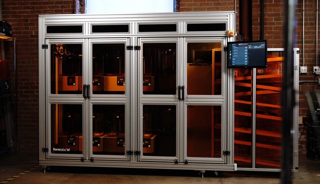 Durch den Einsatz des Form-2-3D-Druckers von Formlabs können Verbraucher personalisierte 3D-gedruckte Rasierergriffe gestalten und bestellen. (Bild: Formlabs GmbH)
