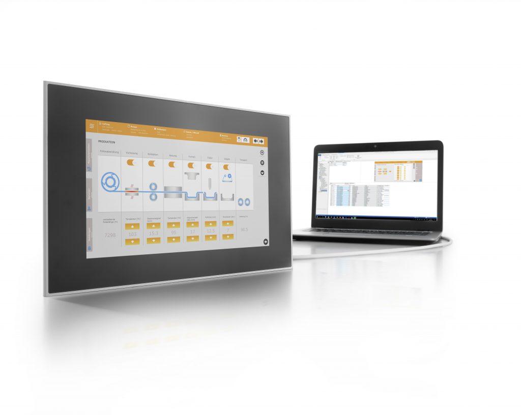 Die Architektur von U-create Visu unterstützt gängige Betriebssysteme. (Bild: Weidmüller Interface GmbH & Co. KG)