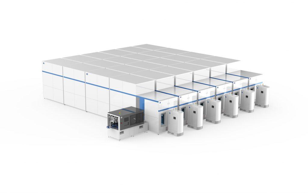 Automatische Nachschubsteuerung: Vom Material Pull System über Auto Storage (AS) bis zu Automated Guided Vehicle (AGV). (Bild: iTAC Software AG)