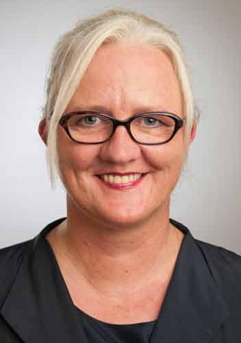 Birgit Hagelschuer ist Pressesprecherin, bei Eplan Software & Service