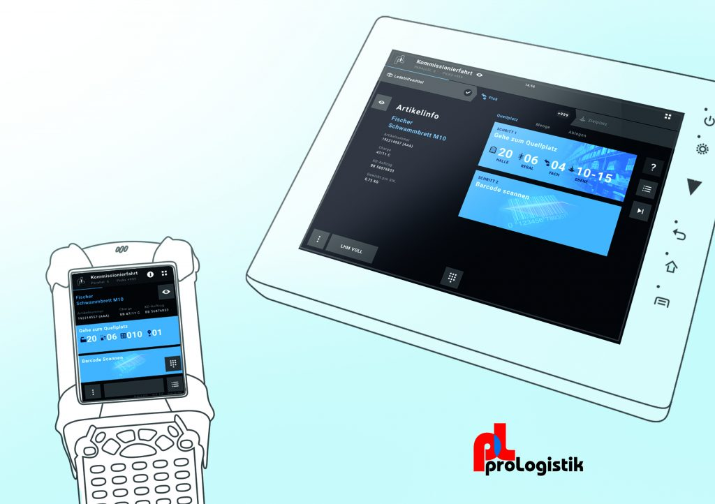 Version 9.0 des Lagerverwaltungssystems PL-Store von Prologistik ist bereits erhältlich. (Bild: proLogistik GmbH + Co KG)