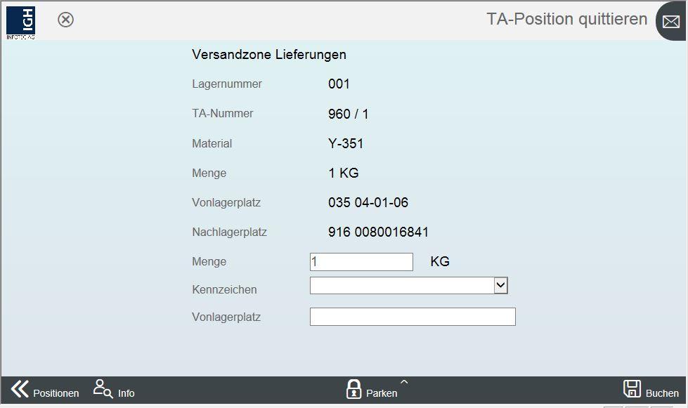 Die Software X-ControlCenter ergänzt die WMS-Lösung bei BSL. (Bild: IGH Infotec AG)
