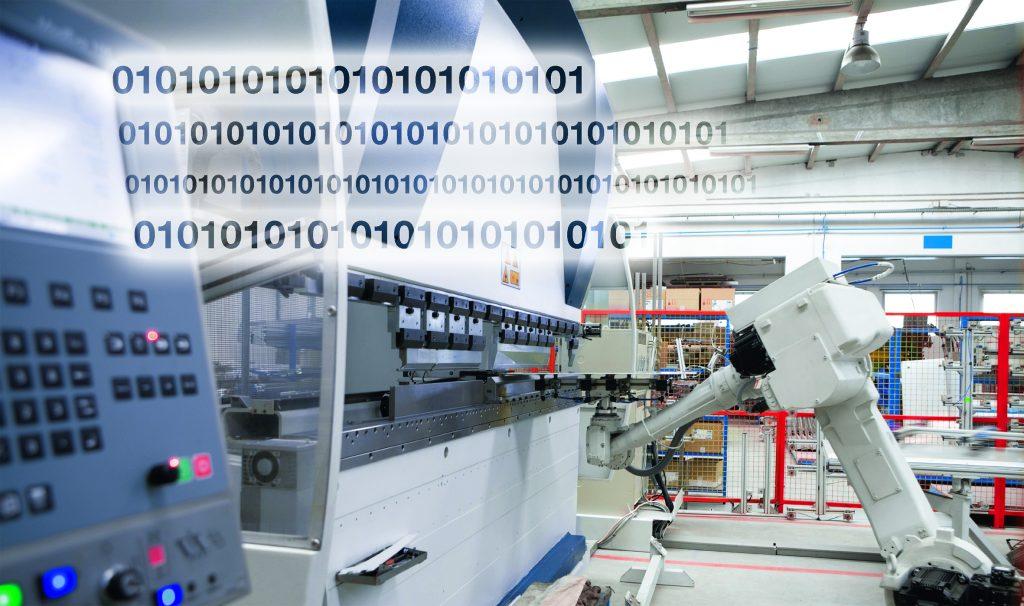 In den meisten Fällen verfügen Firmen über heterogene Maschinenparks, die eine einheitliche Digitalisierung erschweren. Die Datenanbindung muss dann vorab genau definiert werden. (Bild: ©PKM1/istockphoto.com)