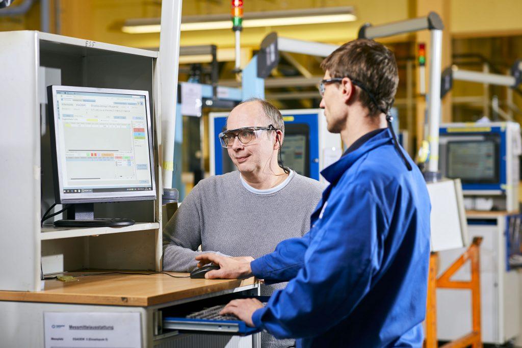 Viele Anforderungen an das ERP-System ergeben sich aus den Innovationen, die laufend für die Automobilindustrie entwickelt werden. (Bild: IAS Industrial Application Software GmbH)