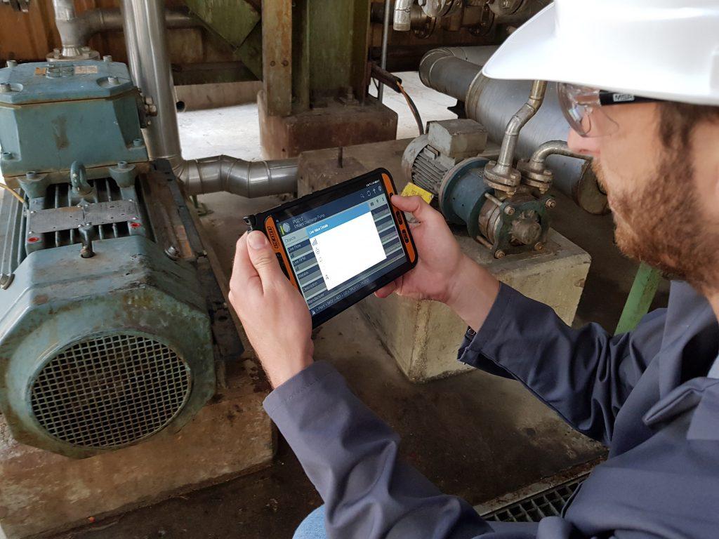 Mobile Lösungen werden zu digitalen Assistenten des Mobile Worker. (Bild: Ecom Instruments GmbH)
