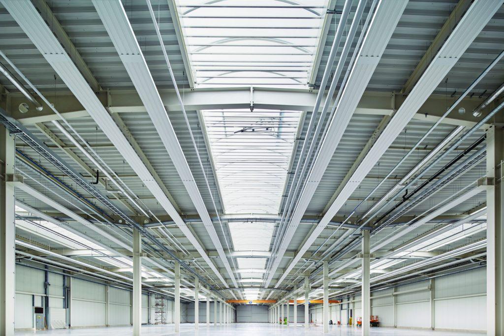 Bild: Jochen Brill Hallen- u. Industriebau GmbH
