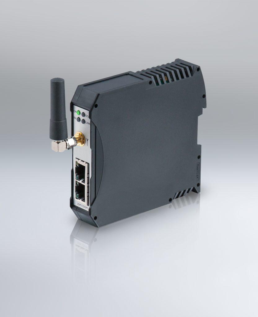 Nexogate übermittelt Daten von Steuerungs- und IO-Komponenten in Maschinen und Anlagen in die neue Murr-Cloud. (Bild: Murrelektronik GmbH)