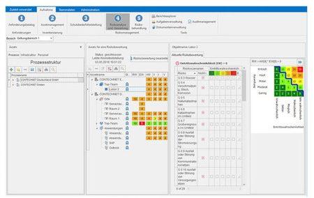 Die aktualisierte Suite kann die Kataloge VDA-ISA, VA-IT, ISO9001 sowie B3S Krankenhaus abbilden. (Bild: Contechnet Deutschland GmbH)