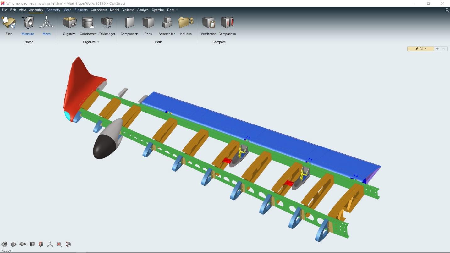 Designer, Ingenieure und CAE-Experten können künftig mit einer einheitlichen Benutzeroberfläche arbeiten. (Bild: Altair Engineering GmbH)