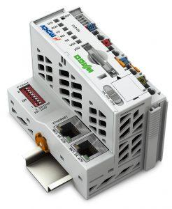 Mit dem IIoT-Connector von MPDV können Maschinen und Prozessdaten aller Art erfasst werden (Bild: MPDV Mikrolab GmbH / Wago Kontakttechnik GmbH & Co. KG)