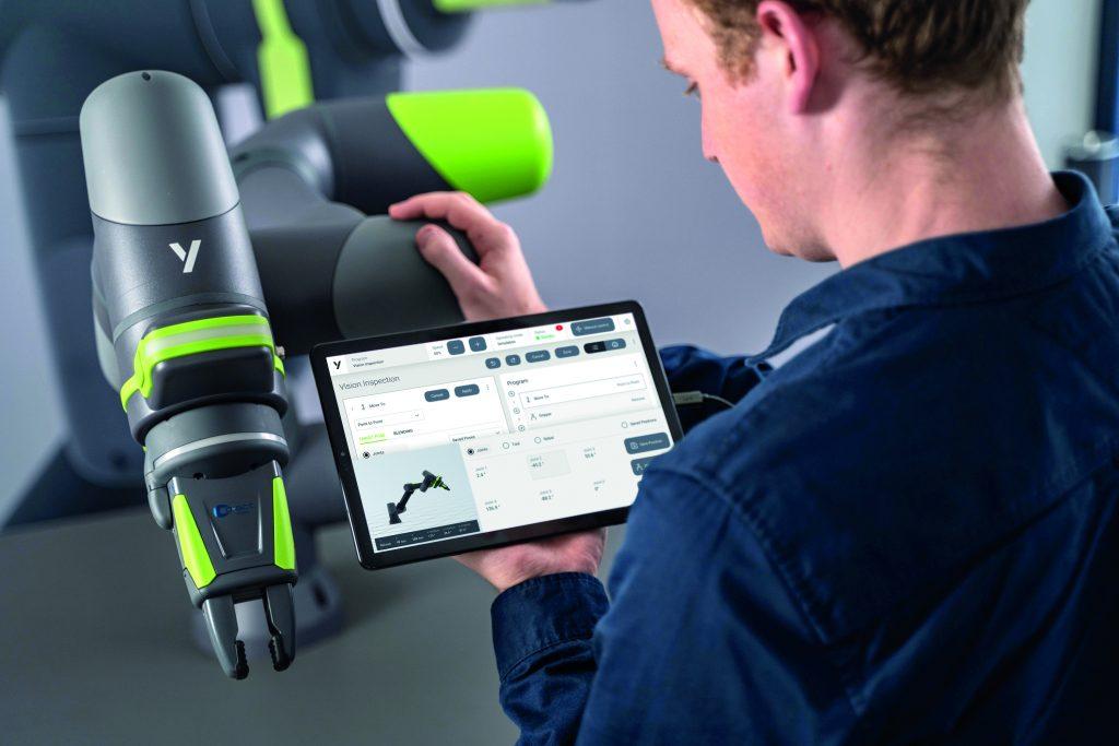 (Bild: Yuanda Robotics GmbH)