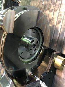 Bild: ©Buderus Schleiftechnik, Aßlar | HPL Technologies, Aachen.